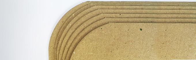 Cardboard Layer Pads
