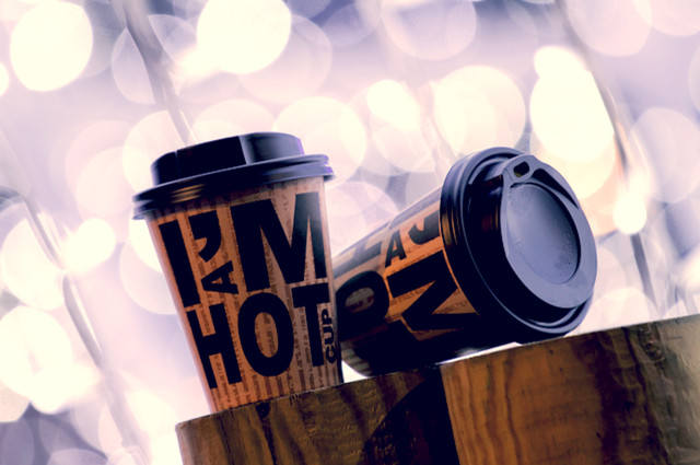 Coffee Cup duo. Image by JARStudioPhoto (via Shutterstock).