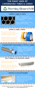 Cardboard Tubes & Cores