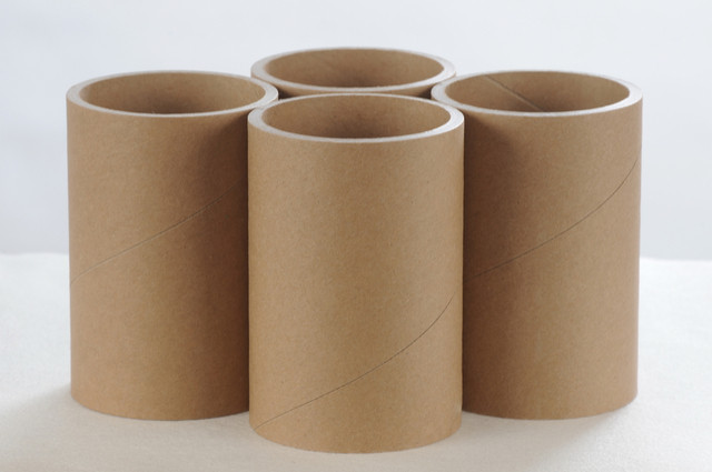 Cardboard Tubes Percussion image by Photographer Studio (via Shutterstock).